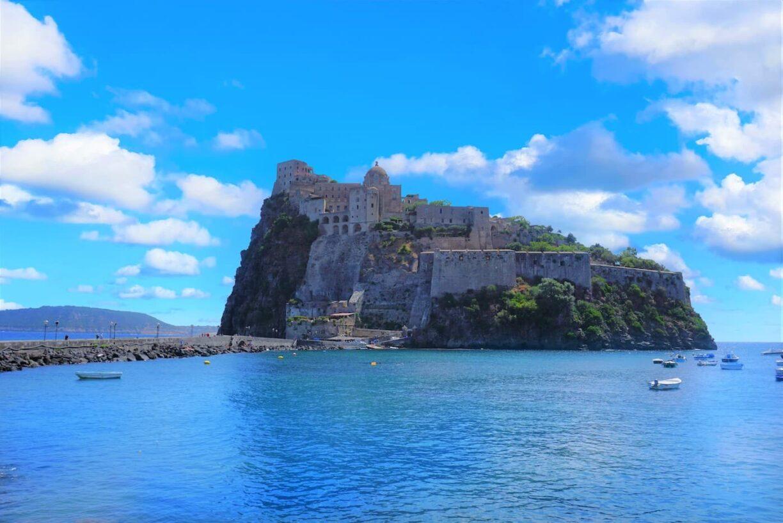 Castello Aragonese Ischia sh