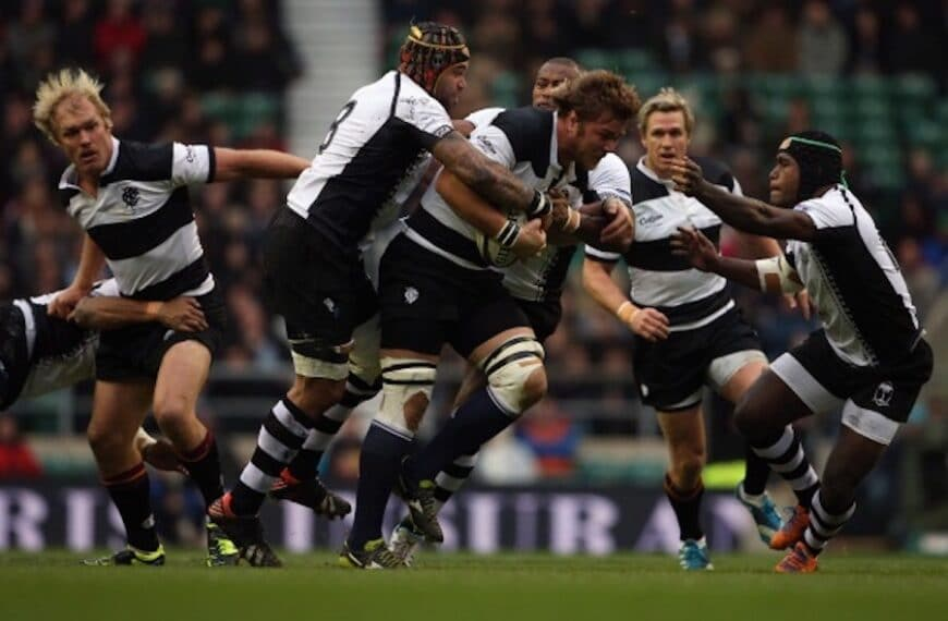 Dave Rennie To Coach Barbarians And Three World Class Players Announced For Match Against Samoa At Twickenham
