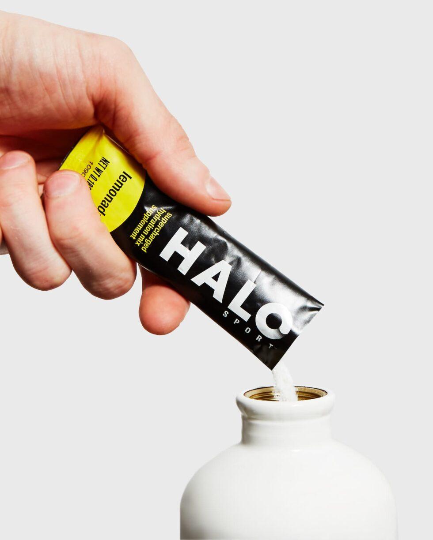HALO Hydration lemonade