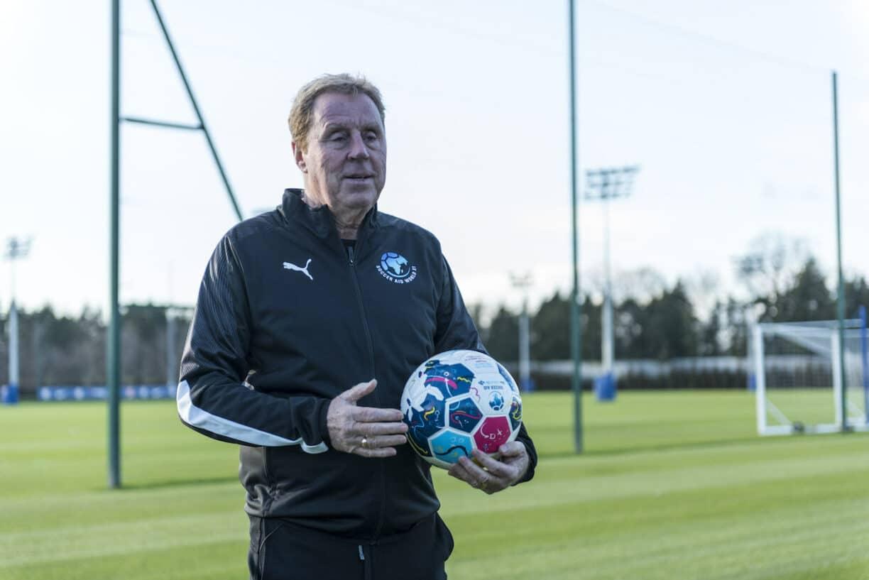 Harry Rednapp Soccer Aid