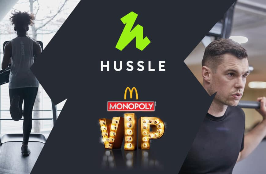 Mcdonald's Signs Deal With Fitness Marketplace Hussle As Part Of Monopoly Game