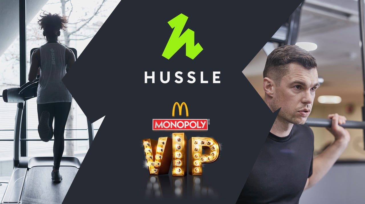 Mcdonald's Signs Deal With Fitness Marketplace Hussle