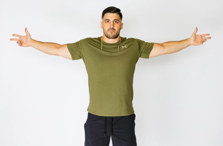 """Nick """"NickMercs"""" Kolcheff Joins Under Armour Roster In A Partnership That Bridges Fitness And Gaming, Reflecting Today's Modern Athlete"""