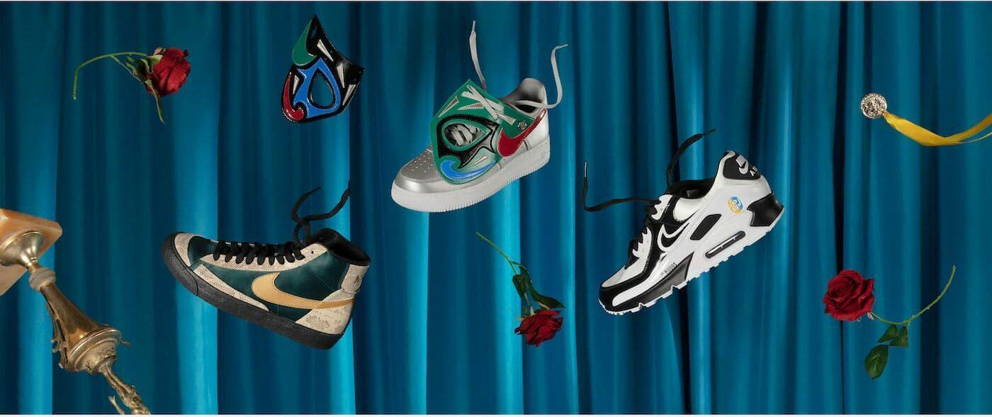 Nike Lucha Libre Collection