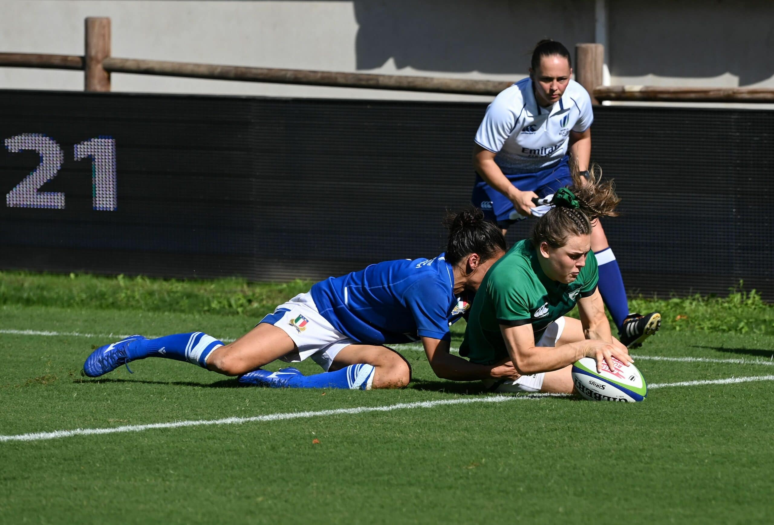 Rugby World Cup 2021 Europe Qualifier Italy v Ireland scaled