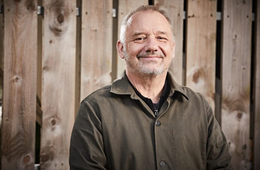 Bob Mortimer On How Major Heart Surgery Gave Him A New Lease Of Life