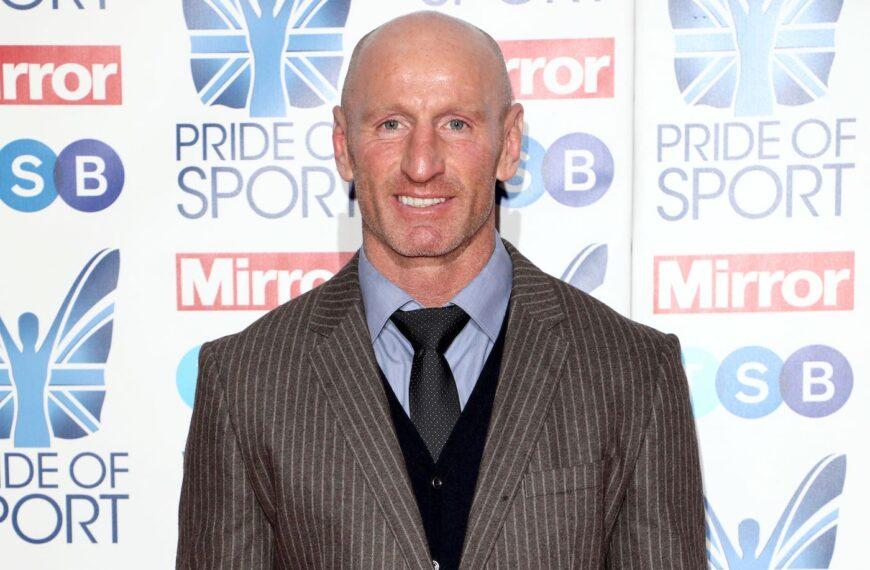 Gareth Thomas On Eradicating HIV Stigma, And Why Representation In Sport Really Matters