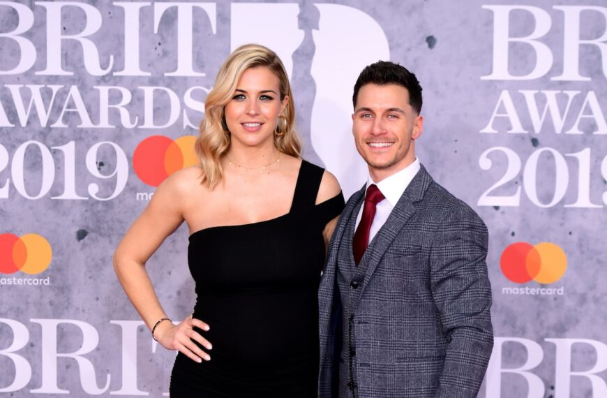 Gemma Atkinson On Why Kids Need To See Parents Splitting Housework And Childcare Equally