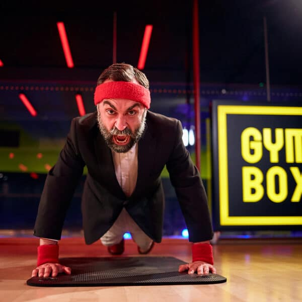 GYMBOX Launches First-of-its-Kind Comedy Gym Class For Hilarious Calorie Burning Experience
