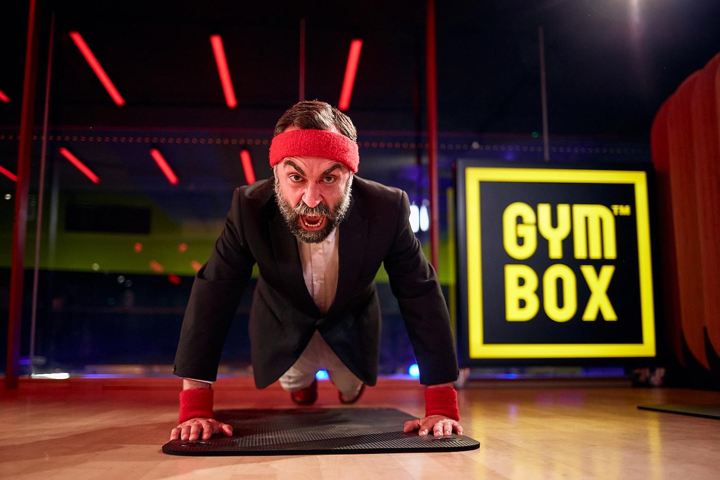 Comedy Gym Class