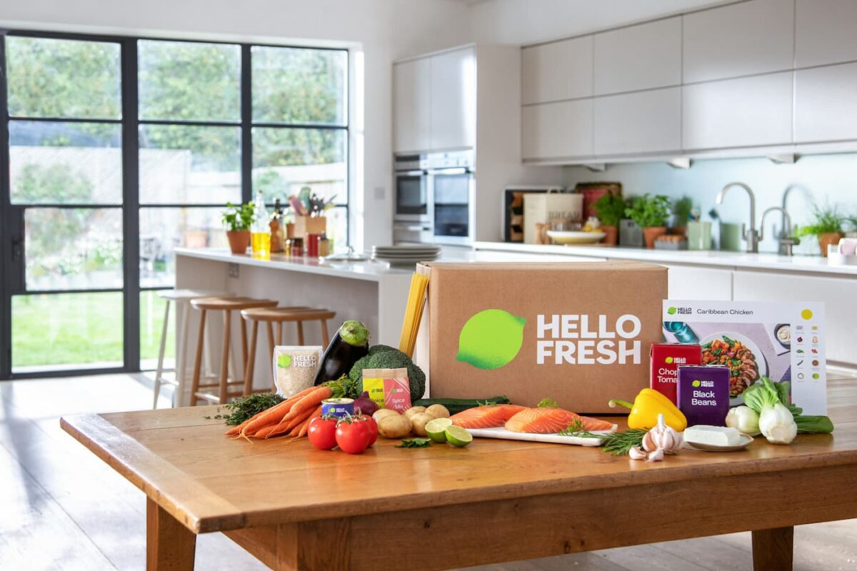WW Teams Up With HelloFresh To Provide Members With Healthy Meals Straight To Their Door