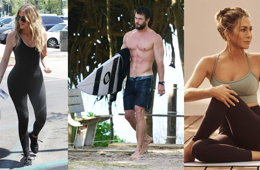 The Worlds Most Searched Celebrity Fitness Bodies 2021 Revealed – The Results May Surprise You!