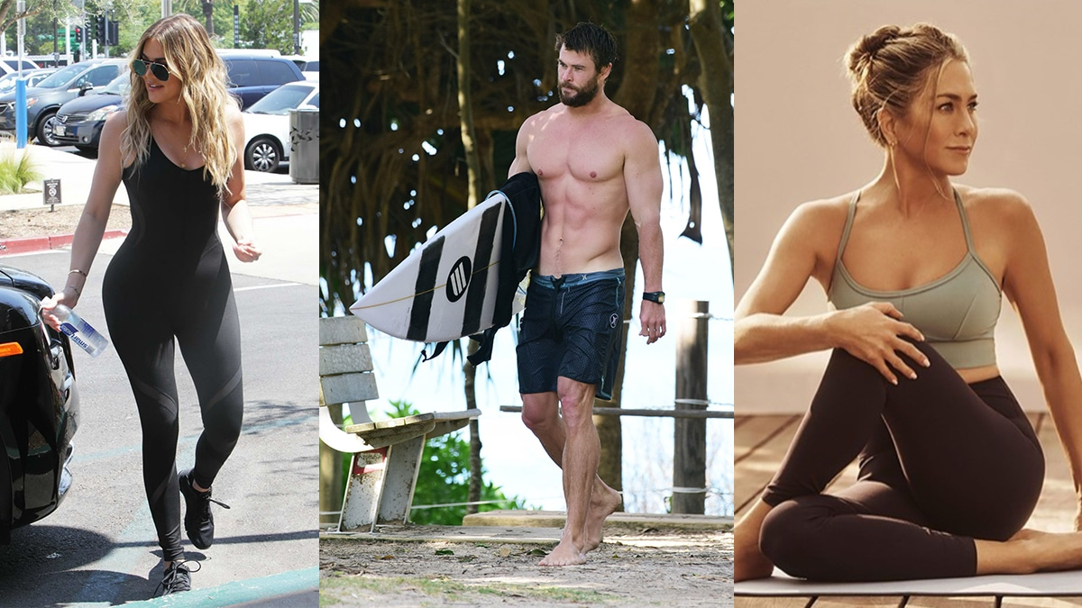 Worlds Most Searched Celebrity Fitness Bodies 2021