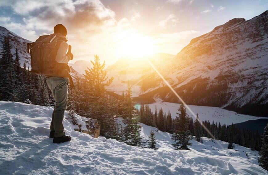 A Beginner's Guide To Winter Hiking