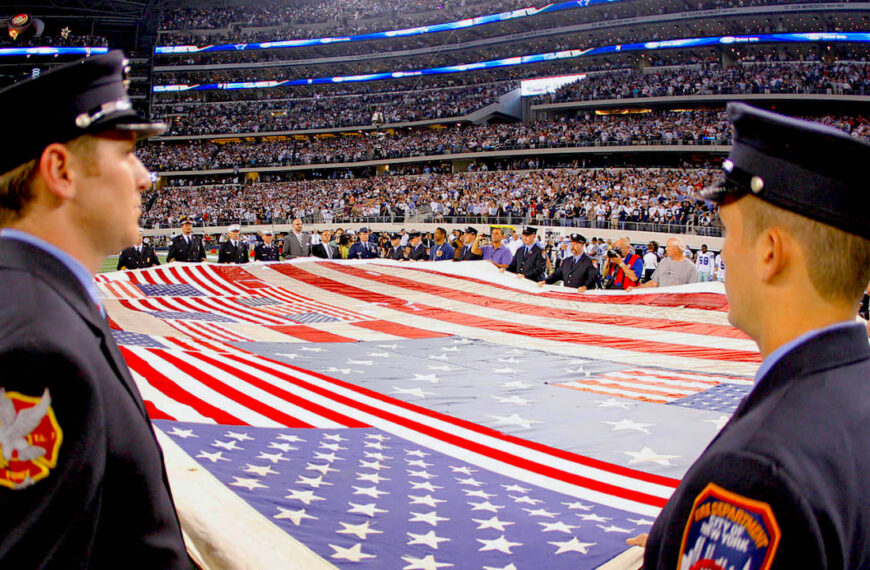 NFL Plans To Recognise 20th Anniversary Of September 11th During Kickoff Weekend Games