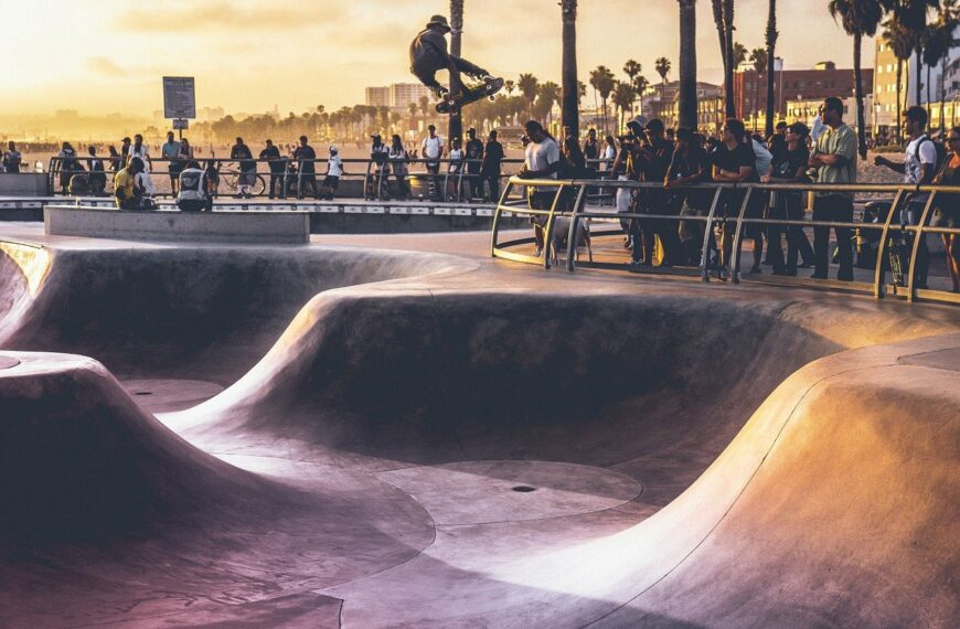 The Future of Skateboarding Competitions