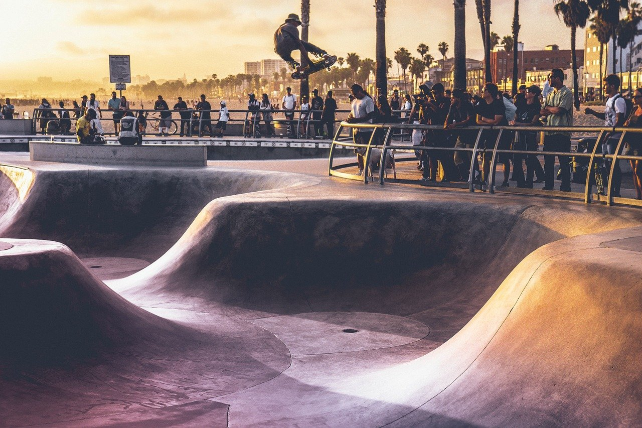 skateboard competition