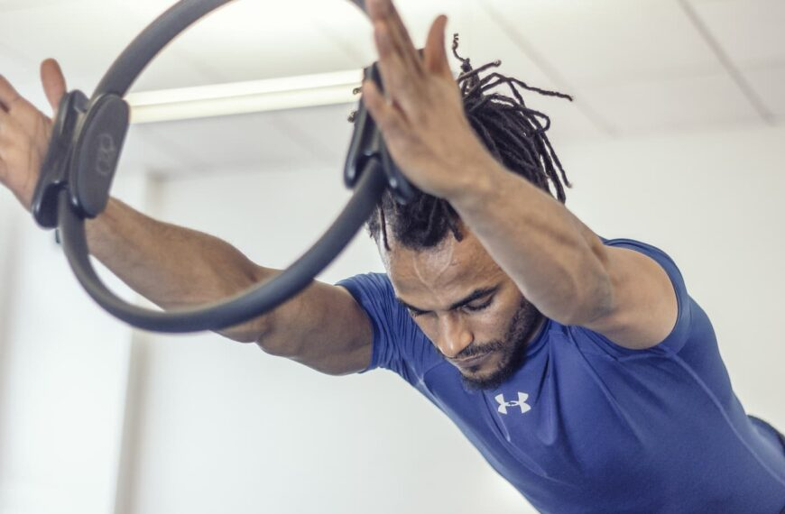 The Rise of Men in Pilates
