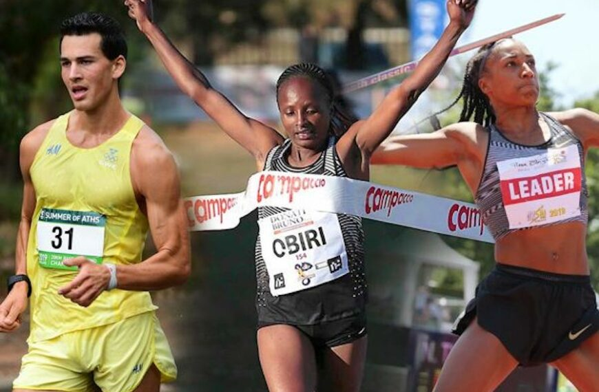 World Athletics Tour Competition Structure Announced For Cross Country, Combined Events And Race Walking
