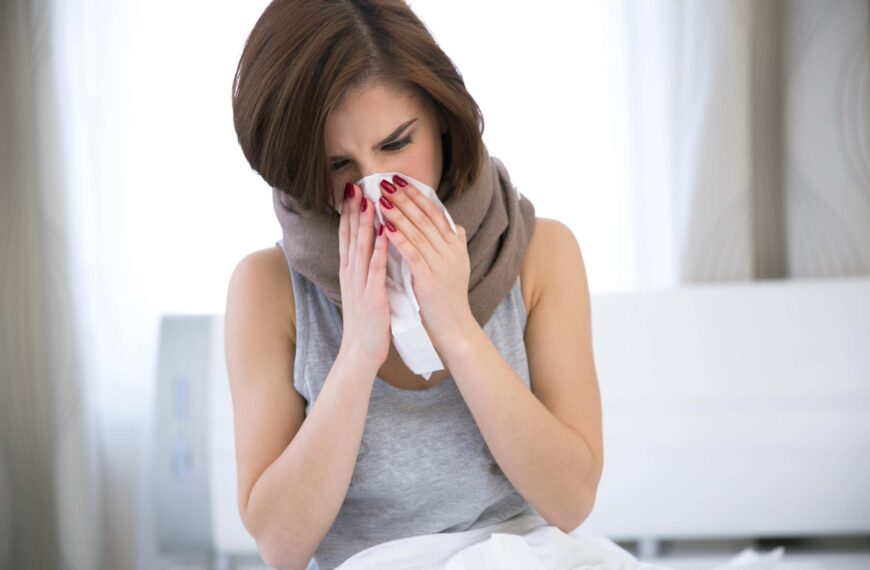 We Ask A Pharmacist If We Should Be More Worried About Flu This Year?