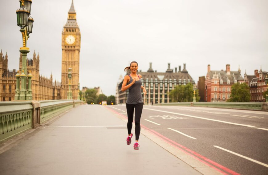UK's Most Active Cities Revealed: Brighton Is Home To The Fittest Brits