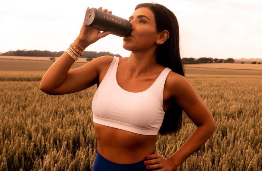 """Barry's Protein Brand HERMOSA Launches Its """"Everything"""" Bottle"""