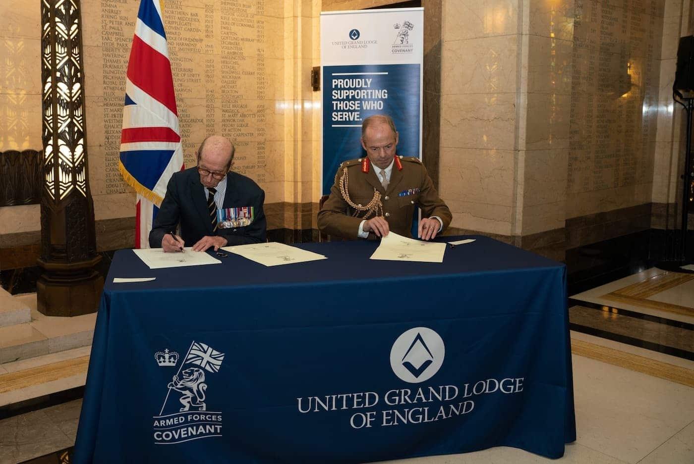 2 HRH The Duke of Kent and Major General Simon Graham Copy