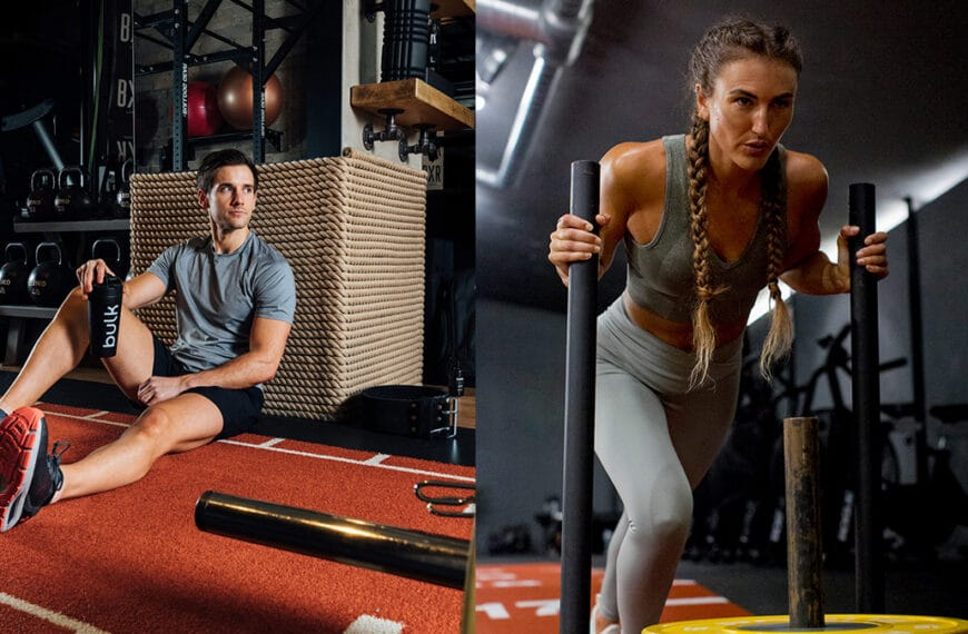 Bulk PT Ambassadors Alex Crockford and Hayley Madigan Reveal The Top 10 Most Common Mistakes You're Making In Your Fitness Regime