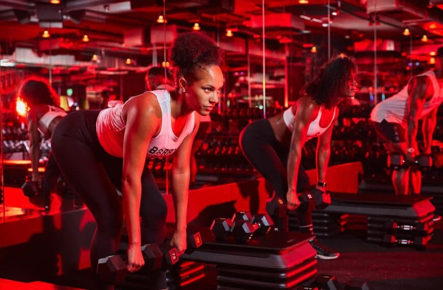Barry's Launches Its Academy Loyalty Programme And Level Up Challenge