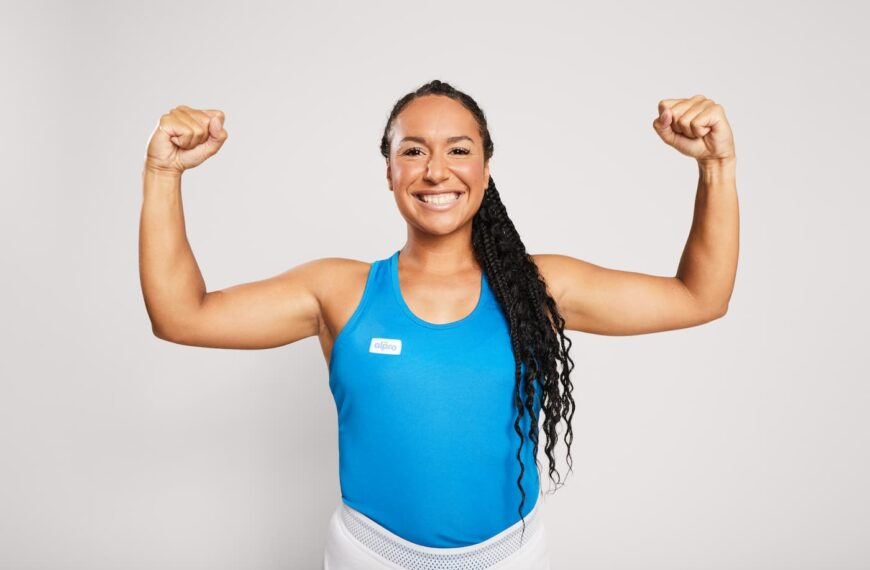 Following A Groundbreaking Year For British Women's Tennis, Heather Watson Embraces Plant-Based Nutrition Ahead Of Big 2022