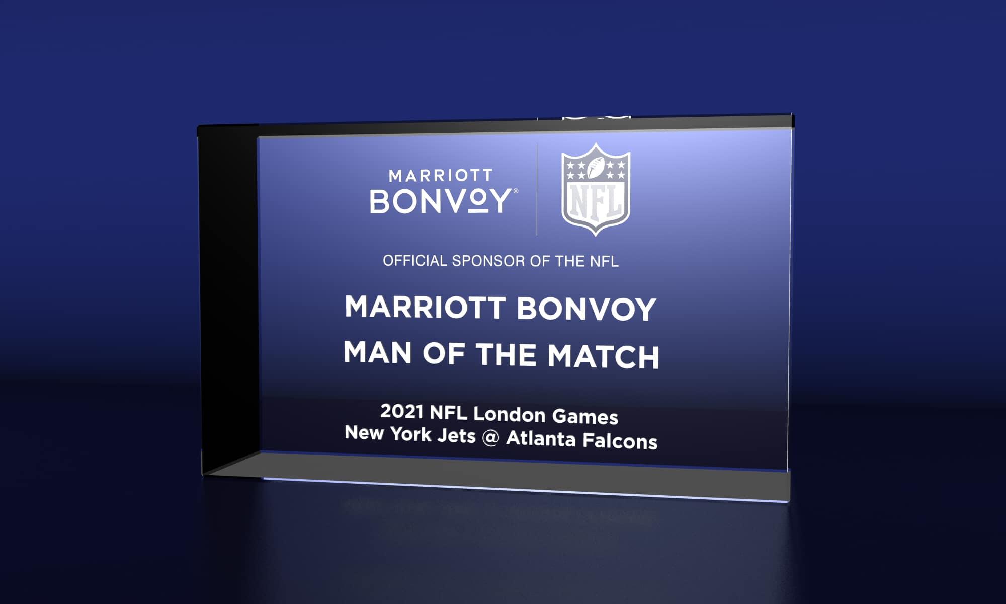 Marriott Bonvoy Man of the Match