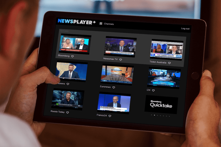 Introducing Newsplayer+, The One-Stop-Shop For Global News