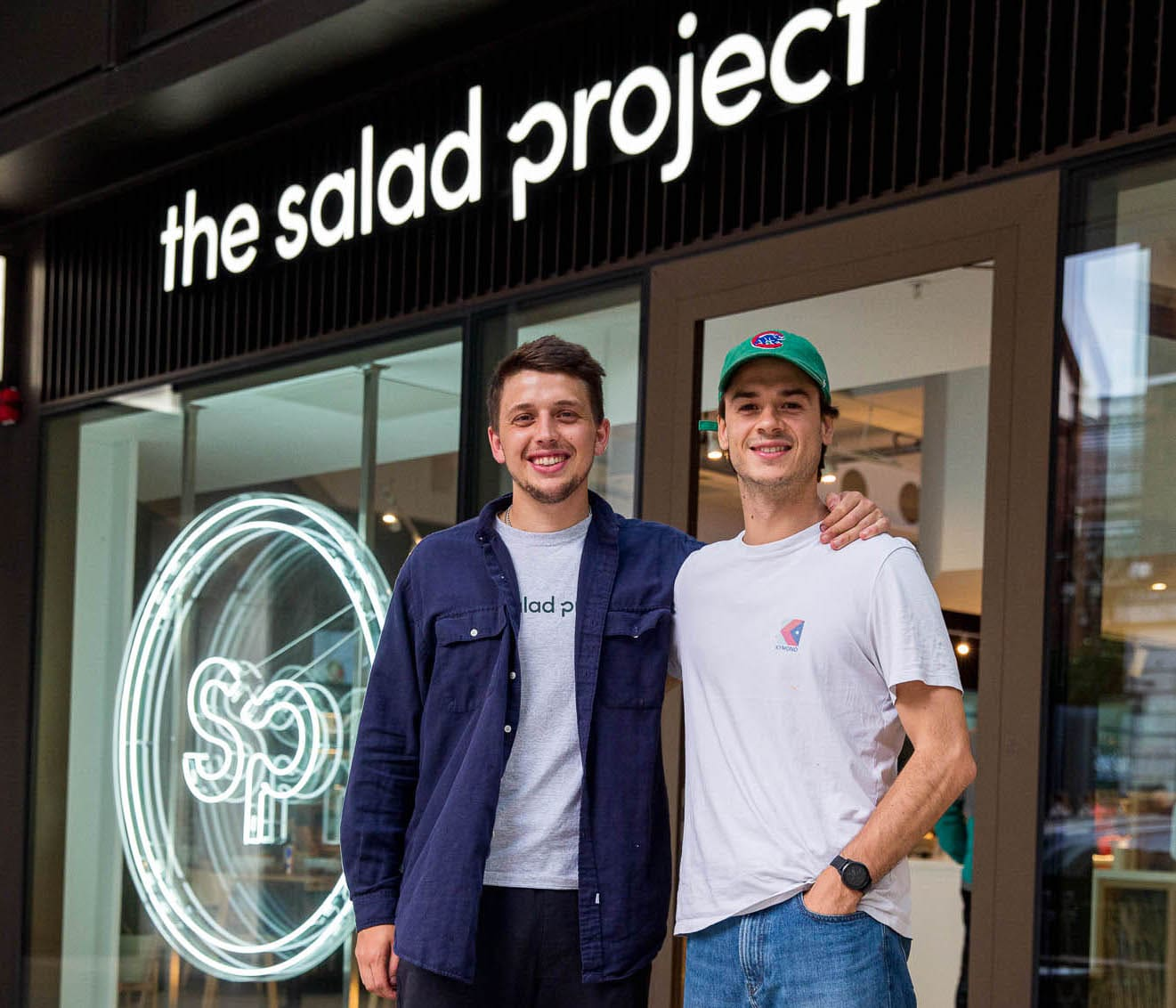 The Salad Project Founders Are Revolutionising The Way We Look At Vegetables
