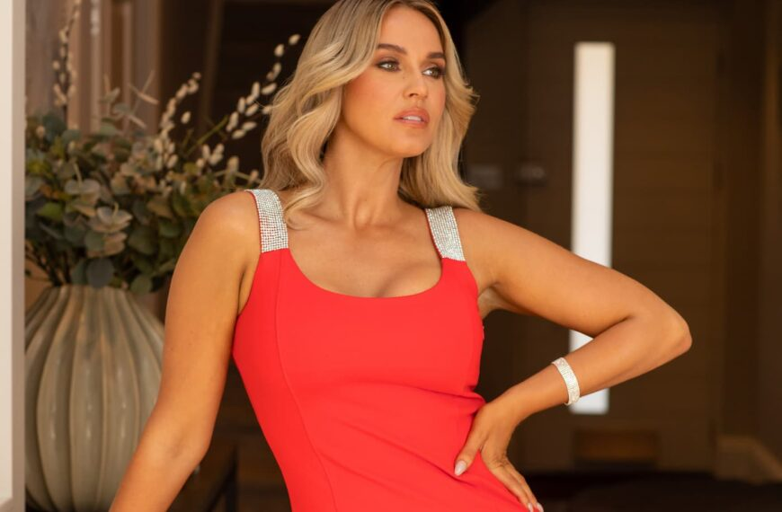 Vicky Pattison And Her Secret To Happiness