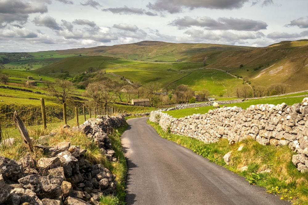 Yorkshire Trail Crowned Top Walking Route For Fitness Fans