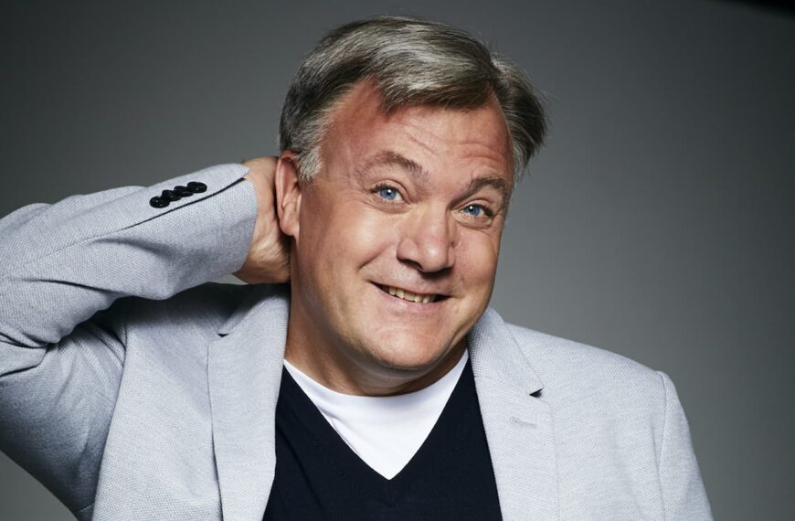 Ed Balls Speach Therapy And How His Stammer Made Him Stronger