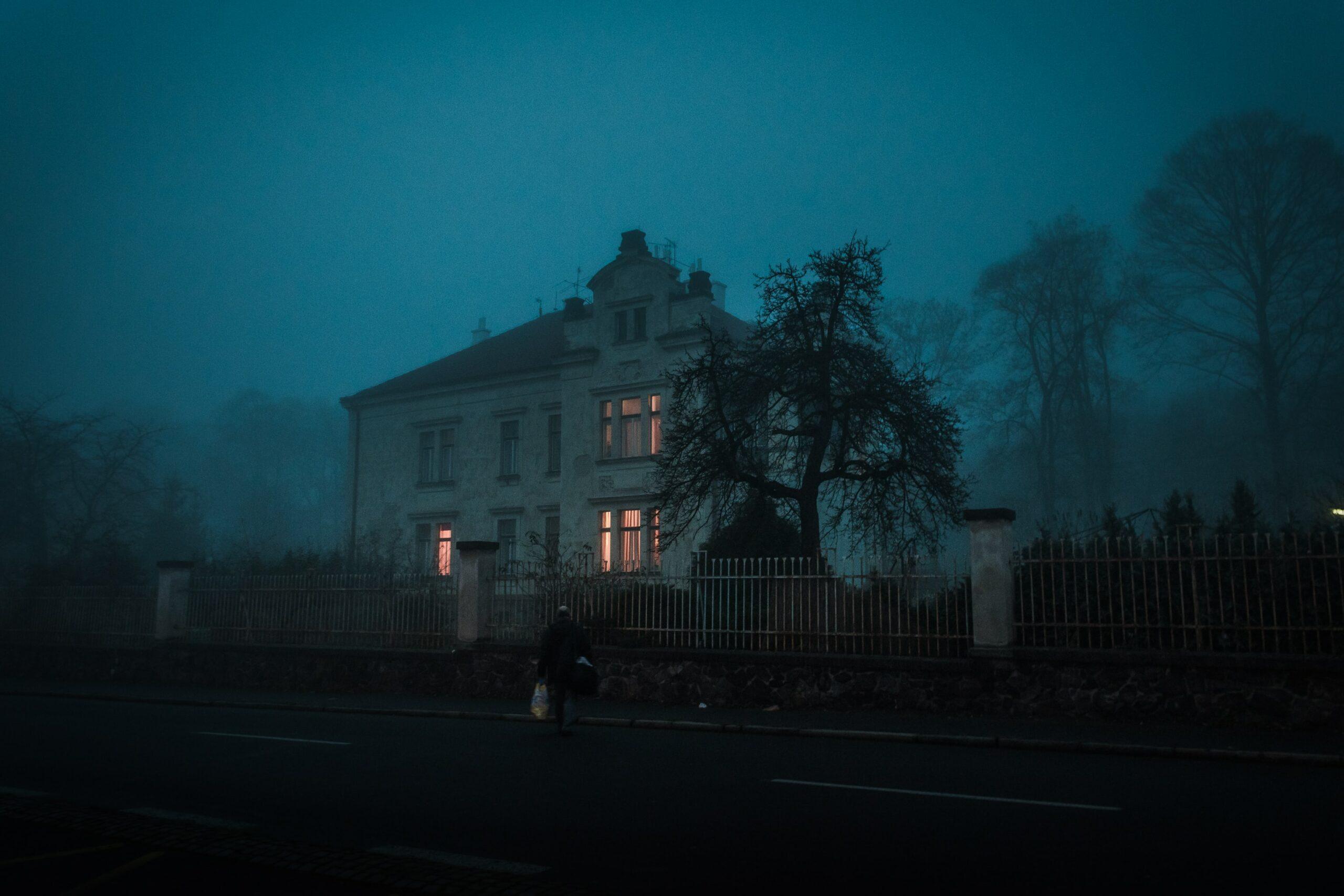 haunted house scaled