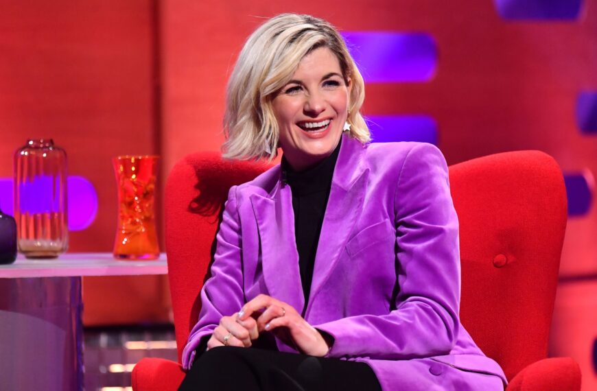Jodie Whittaker Says She'll Feel 'Grief' On Doctor Who Exit – Therapists Explain Why Change Is Good For Us