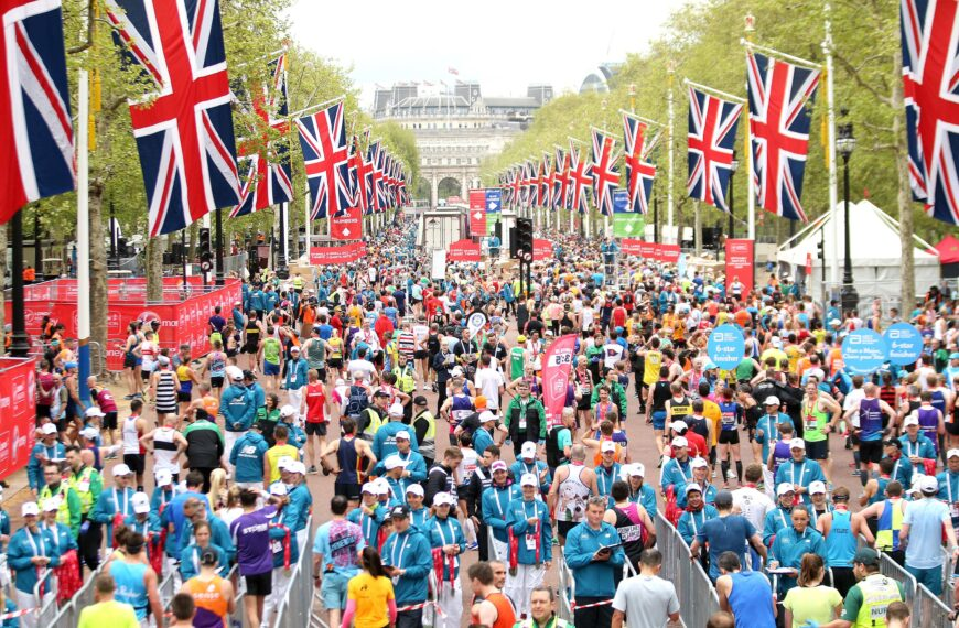 Inspired By The London Marathon? Yes, You Probably Can Run One Too – Here's How