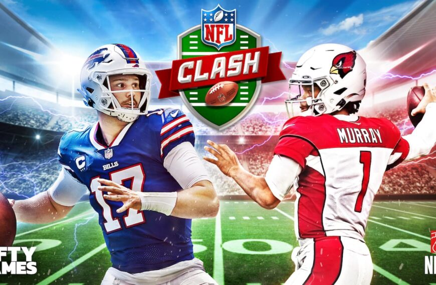 NFL, NFLPA, and Nifty Games Collaborate For Worldwide Launch Of NFL Clash